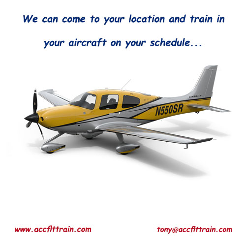 Accelerated Flight Training