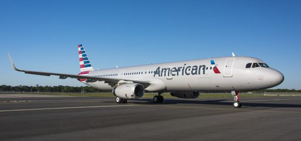 American Airlines has taken delivery of its first Airbus A321neo