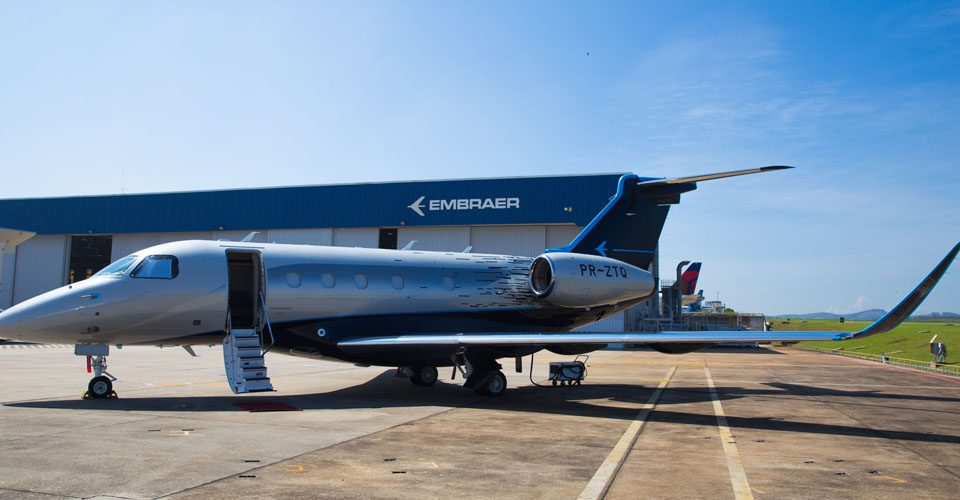 Embraer Completes Praetor 600 Cert Flight Tests