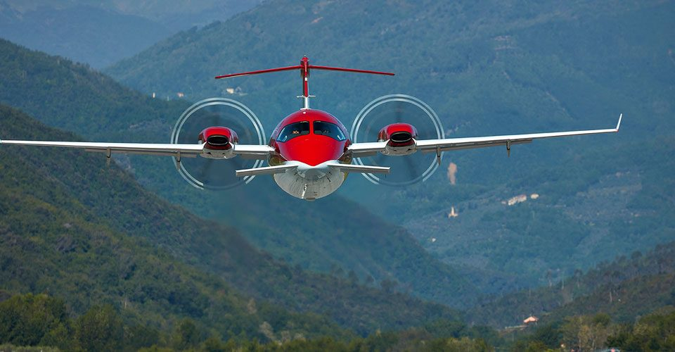 Piaggio Aerospace is hoping to bolster orders