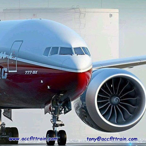 777-9X ...... look at the size of those engines....