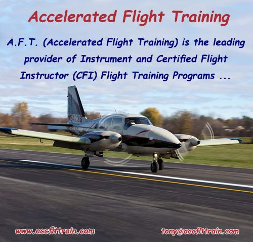 A.F.T-Accelerated Flight Training