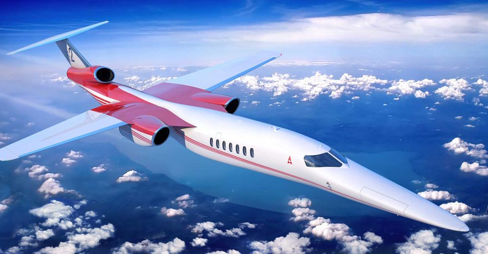 Aerion Plans For 100 Percent Biofuel on AS2