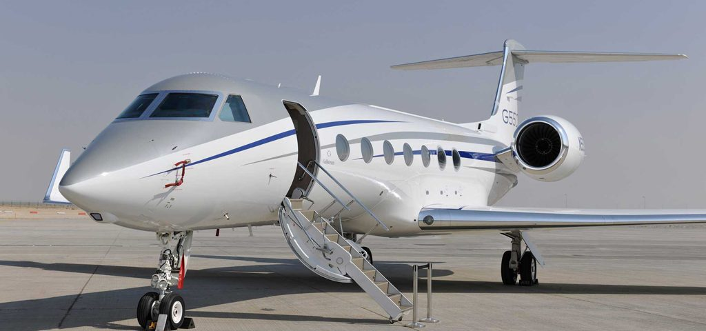 Aircraft Broker Sees G550 Boost