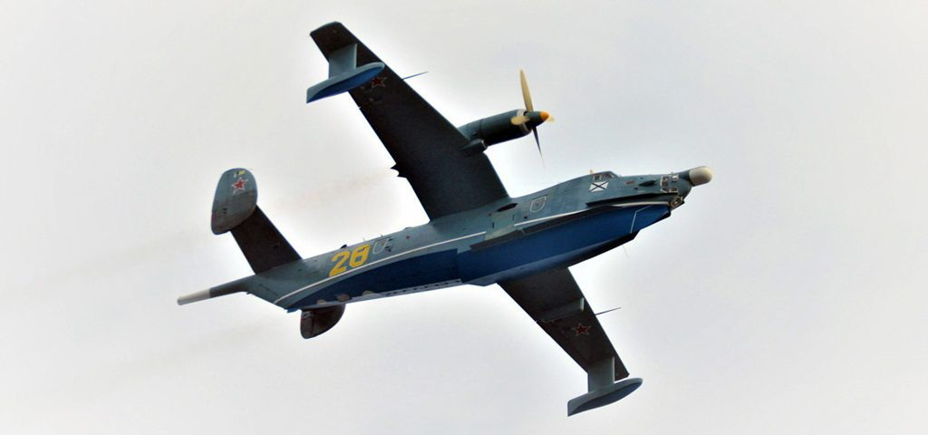 Be-200 Indigenous Engine Delays Drive Be-12 Life Extension