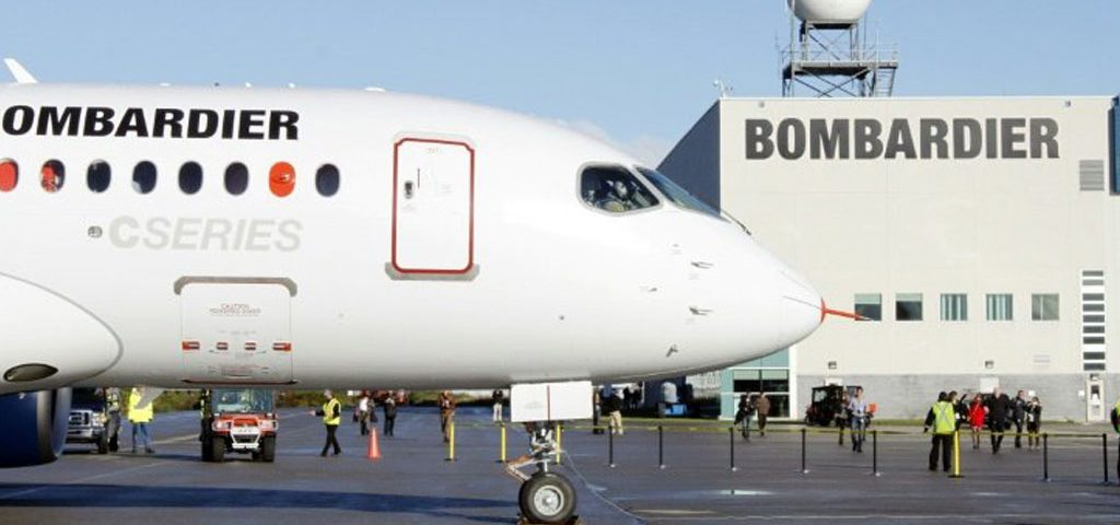 Bombardier, Flying Colours Retie Knot at Seletar