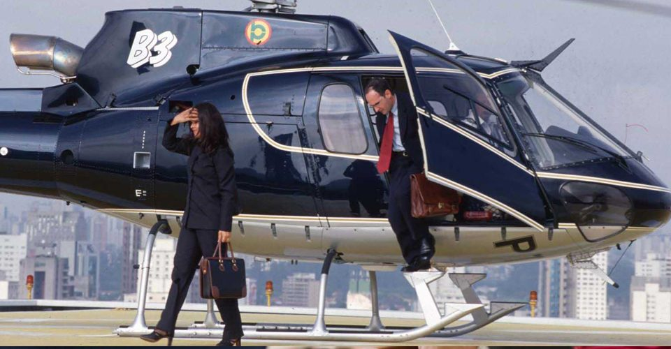 DeerJet To Introduce Helo Service into Greater Bay Area