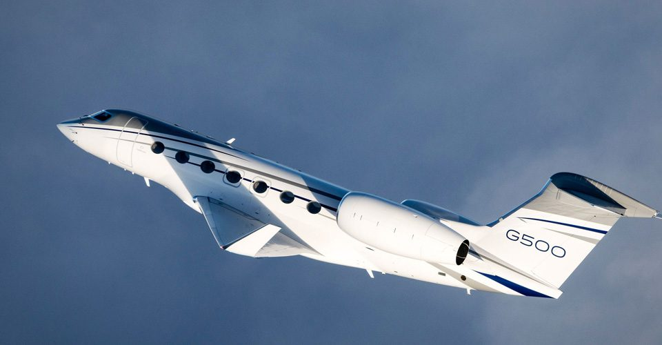 Gulfstream Deliveries, Sales Soar in First Quarter