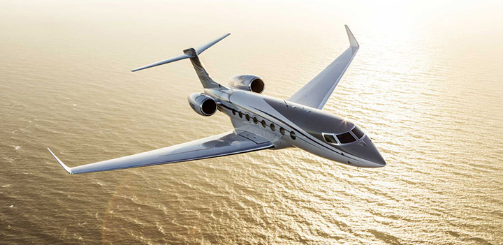 Gulfstream Sets Longest Business Jet Flight Record
