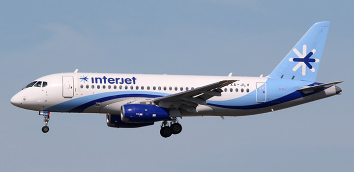 Interjet Seeks Russian Help To Restore Superjet Fleet