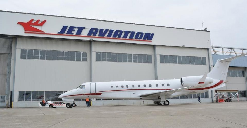 Jet Aviation Integrates Hawker Pacific Singapore