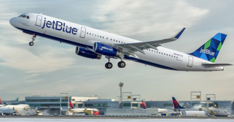 JetBlue's Transatlantic A321LR Fleet To Be Delivered in 2021
