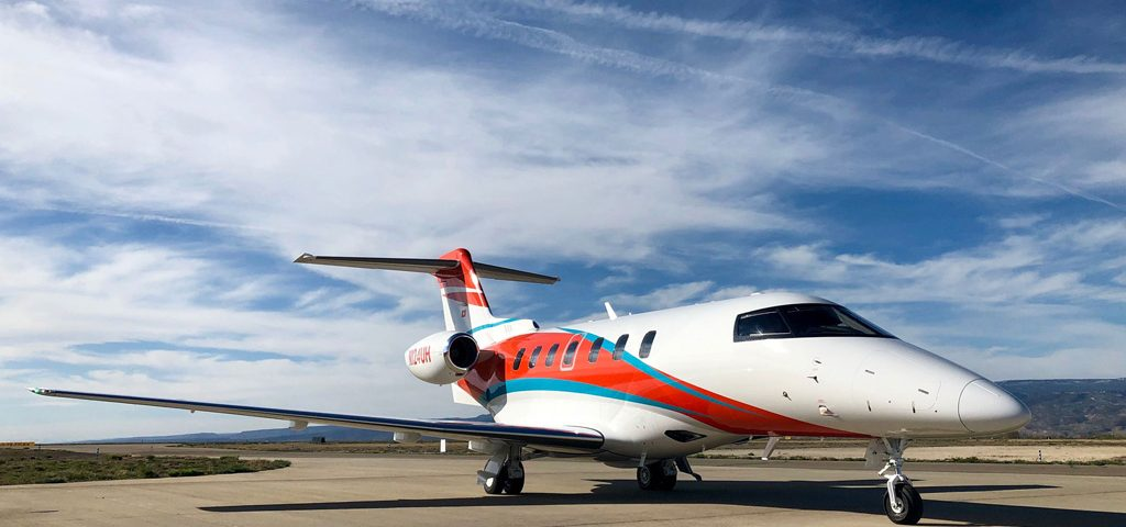 Pilatus PC-24 Will Help Keep U-Haul on the Move
