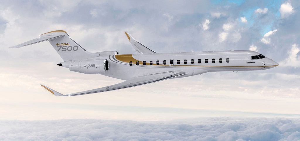 Pilot Report: Bombardier Global 7500