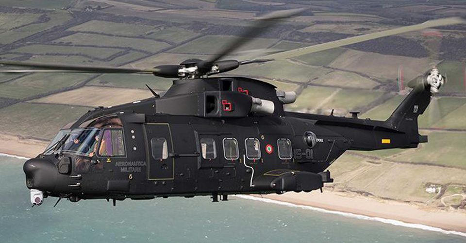 Poland Signs for AW101s