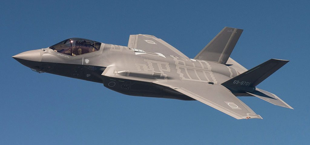 Search Underway for Missing Japanese Pilot Following F-35 Crash