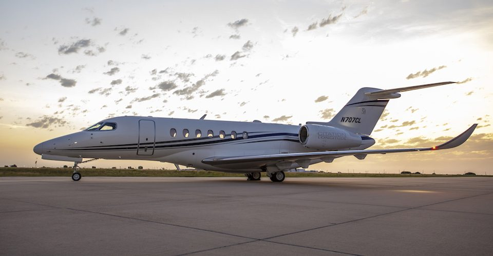 Textron Aviation Deliveries Soar in First Quarter