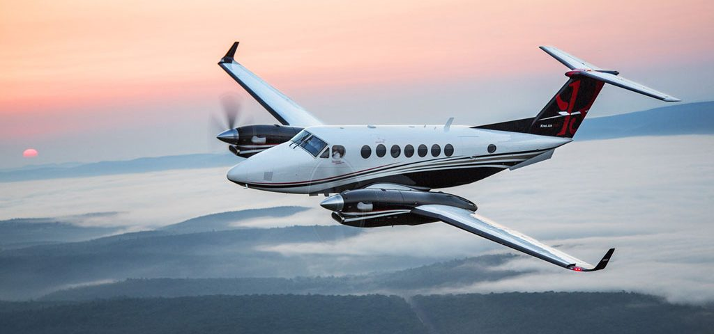Textron Looks To Build From Turboprop Base in China