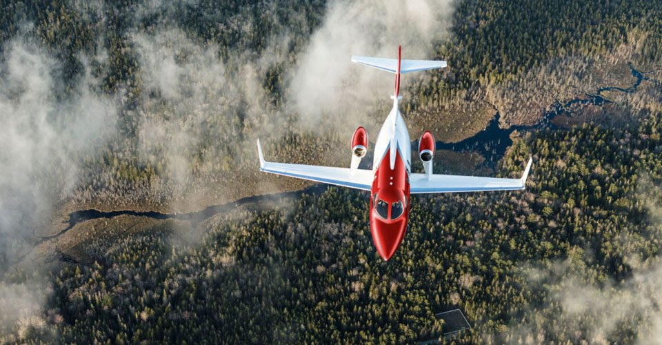 Transport Canada Gives Nod to HondaJet Elite