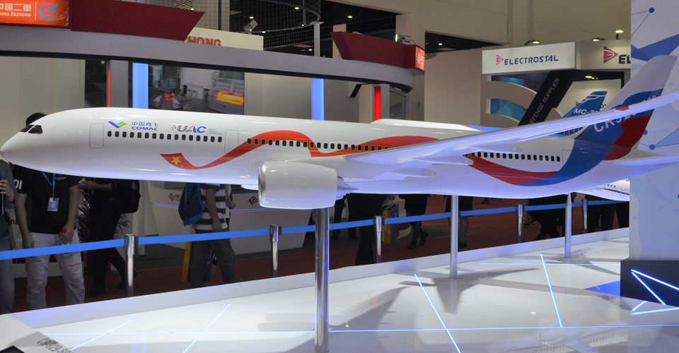 UAC Denies Media Reports on CR929 Sales Dispute with COMAC