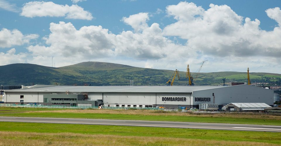 Bombardier Moves To Consolidate Aerostructures Activities