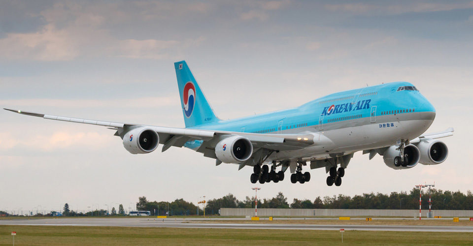 China Opens Doors to South Korean Airlines