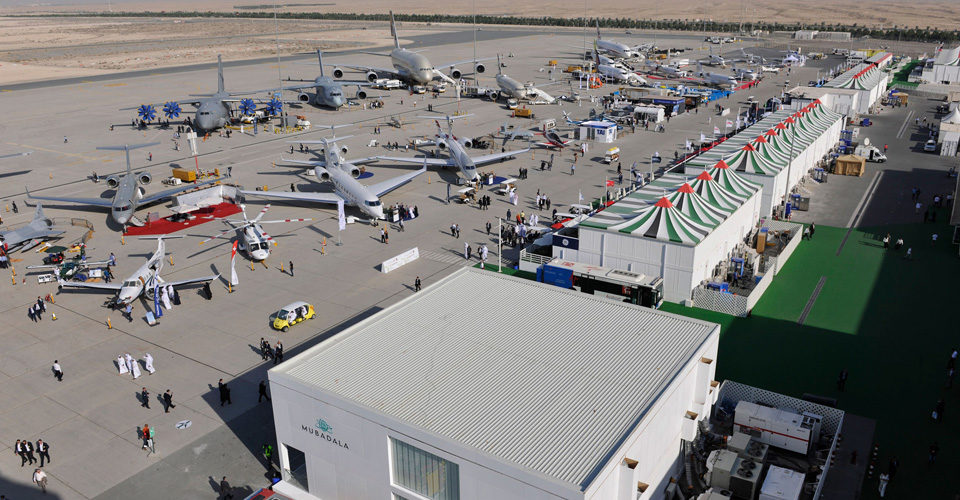 Dubai Airshow Aims to End 2019 'Bigger and Better'