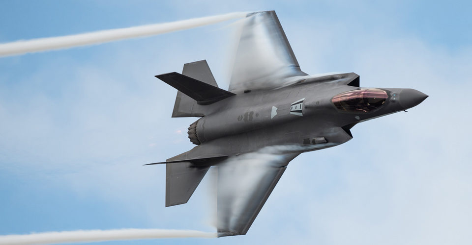 Poland Seeks F-35As