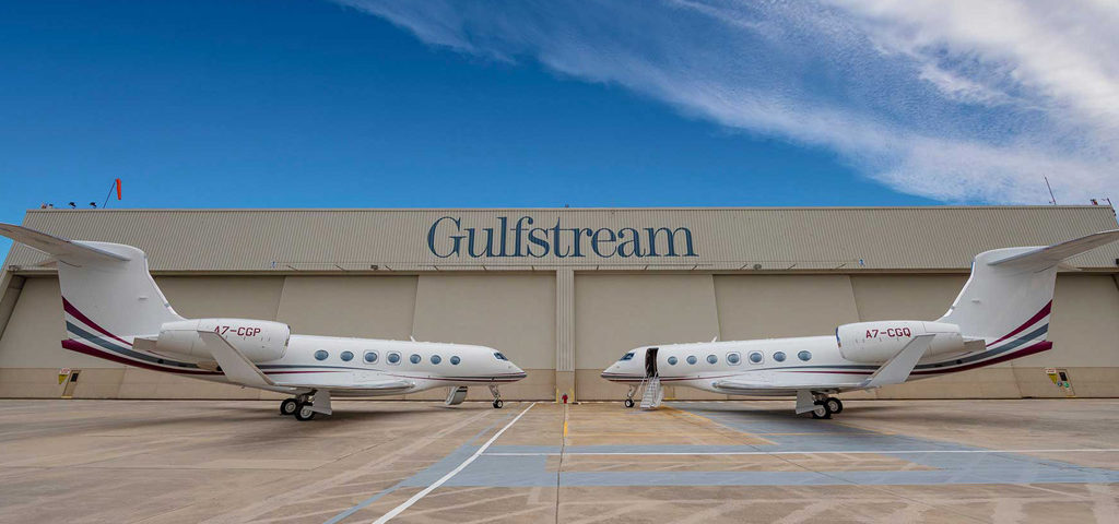 Qatar Executive To Add Six Gulfstreams by Year-end