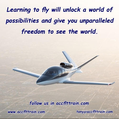 Why Learn to Fly