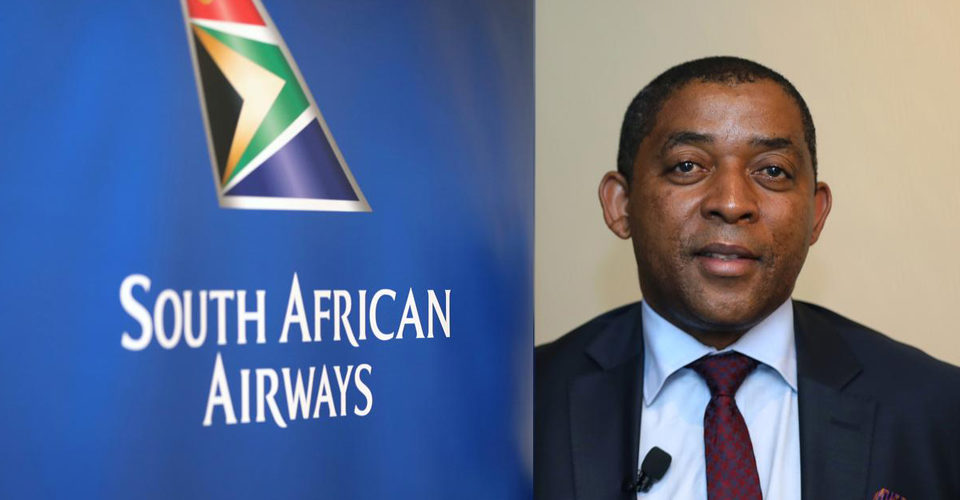 South African Airways CEO Jarana Resigns