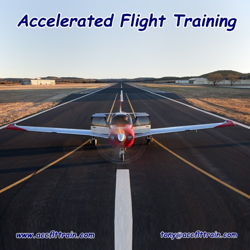 ppl Accelerated Flight Training