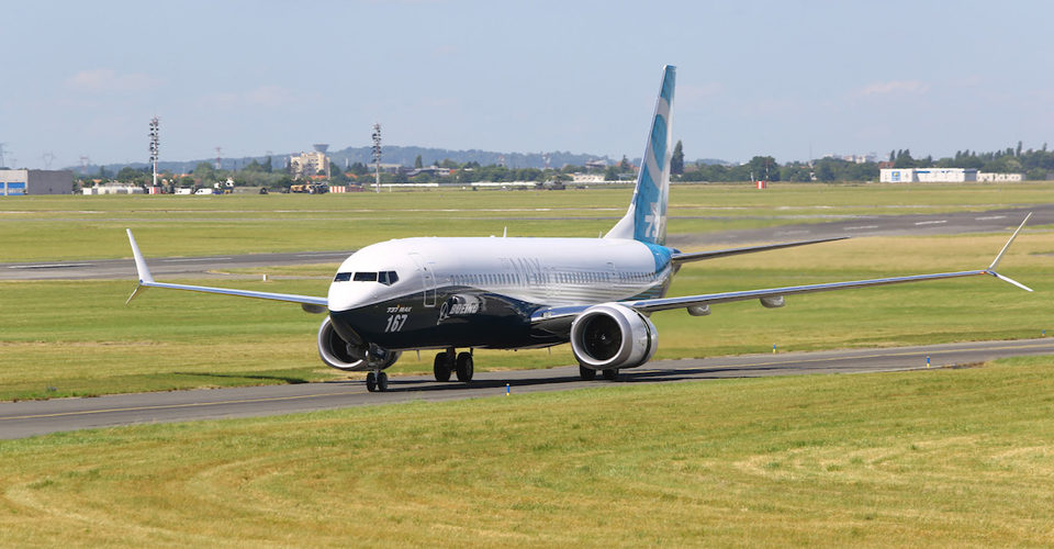 Boeing Warns of More Max Rate Cuts, Possible Line Shutdown