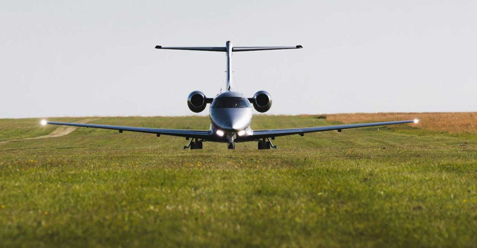 First thePilatus PC-24 Joins Canada's Registry