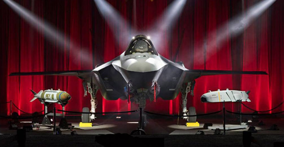 Turkey Removed from F-35 Program