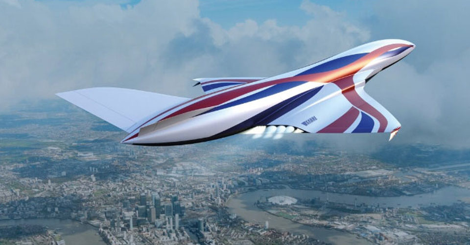 UK Reveals High-Tech Programs in Air, Space and Propulsion