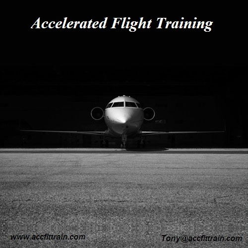 Years of experience have proven, full-time, intense training leads to a greater level of skills, proficiency and confidence necessary to operate safely as a well- trained pilot.