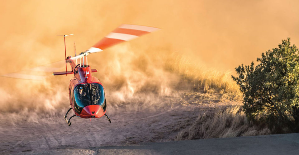 Bell Helicopter Sees Bounce In Brazil