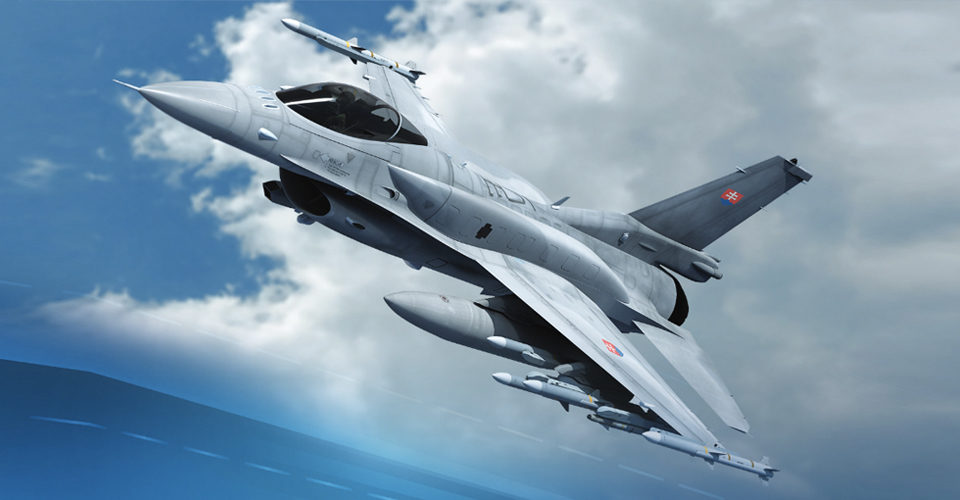 F-16s Ordered for Slovakia; Bulgarian Buy Reinstated