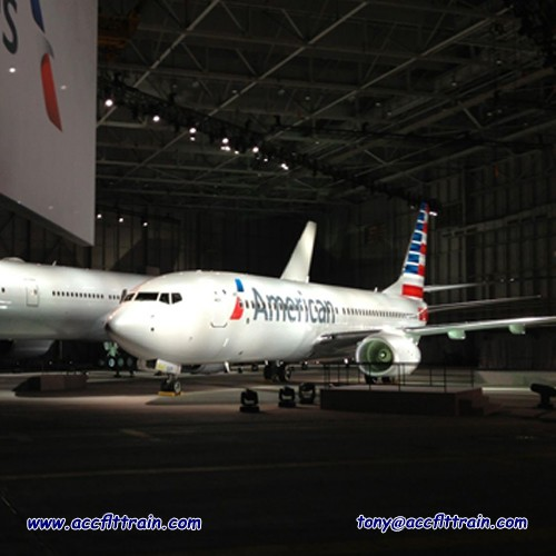 NEW AMERICAN AIRLINES NEW PLANES