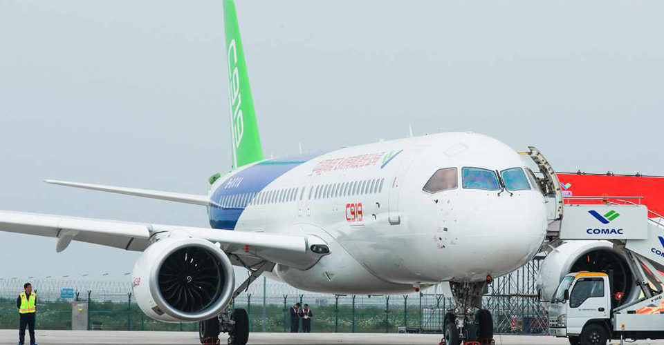 China's Comac Inches Forward, C919 Timeline Still Uncertain