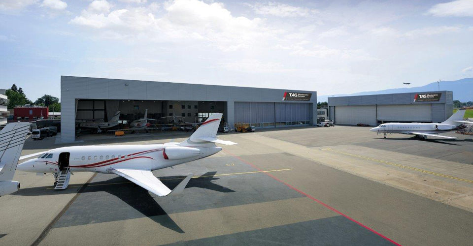 Dassault Completes Acquisition of TAG Mx Facilities