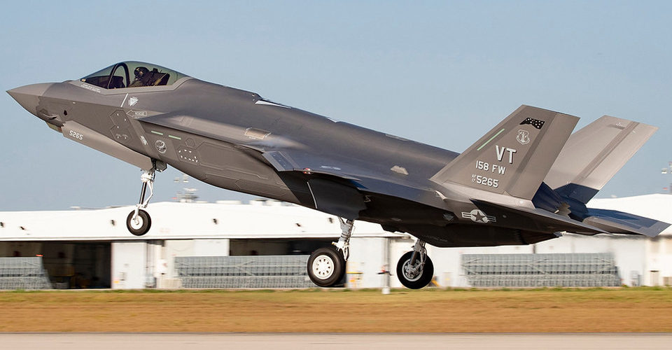 First F-35s for the Air National Guard