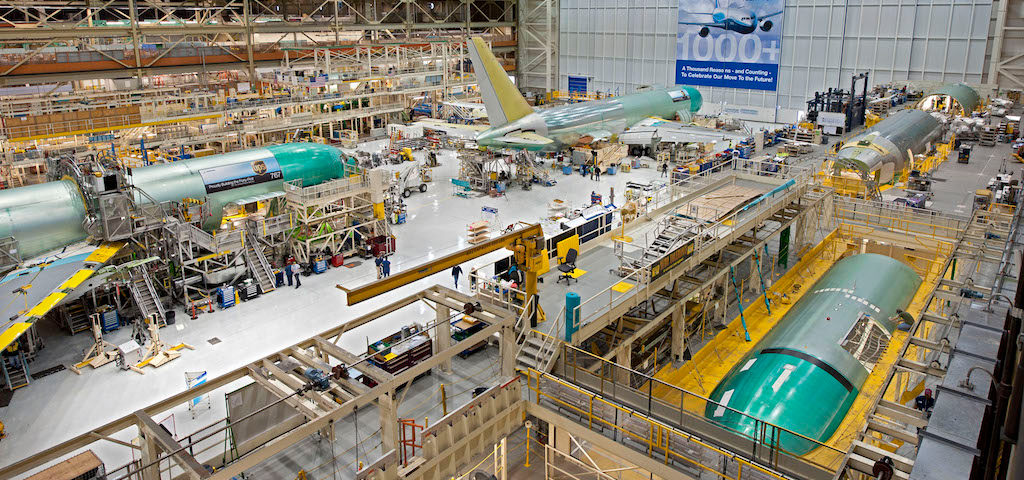 Boeing Deliveries Slip as Max Effect Fully Takes Hold
