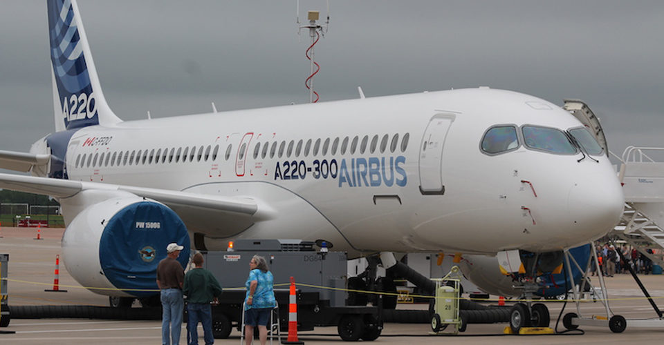 Bombardier Deal Gives Spirit Aero More Airbus Work