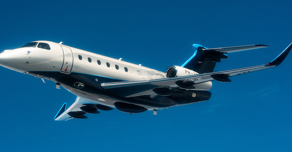 Embraer Bizjet Deliveries Climb In 3Q19, YTD