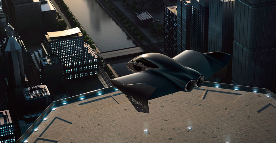Porsche and Boeing Team On Urban Air Mobility