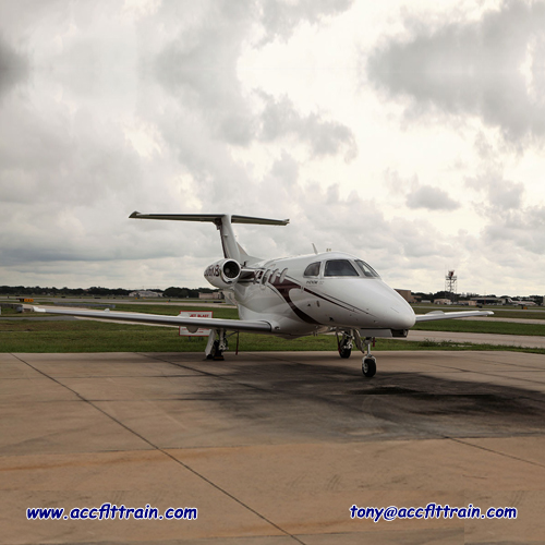 he Embraer EMB-500 Phenom 100 is a very light jet developed by Brazilian aircraft manufacturer Embraer, type certificate is EMB-500.