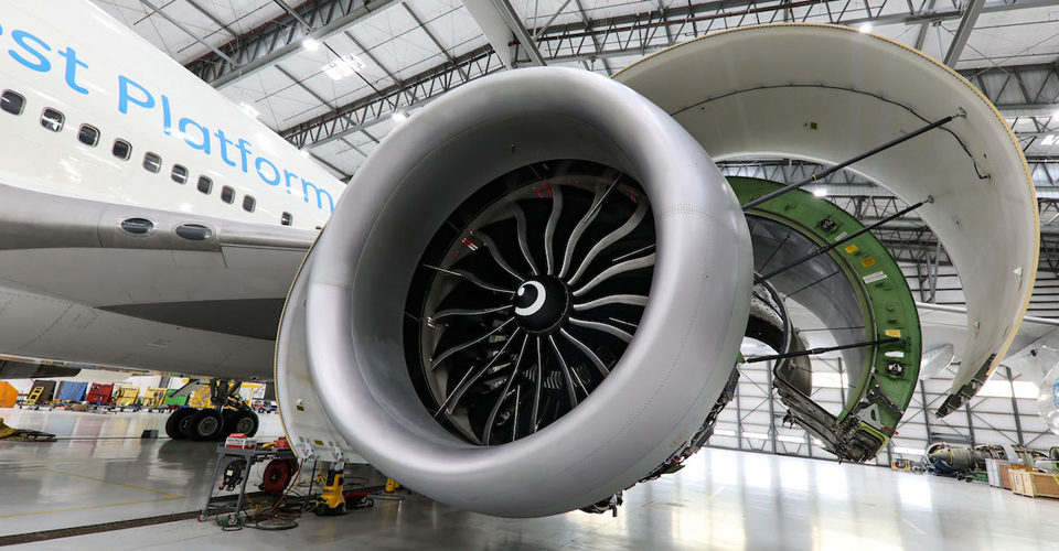 GE9X Engines Nearly Ready for 777X Flight Tests