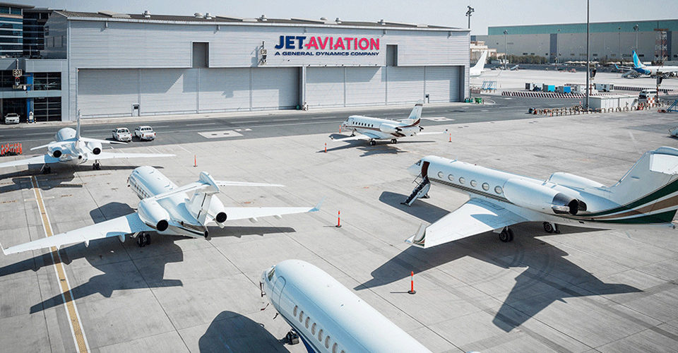 Jet Aviation, University of South Wales Cooperate on MRO Training